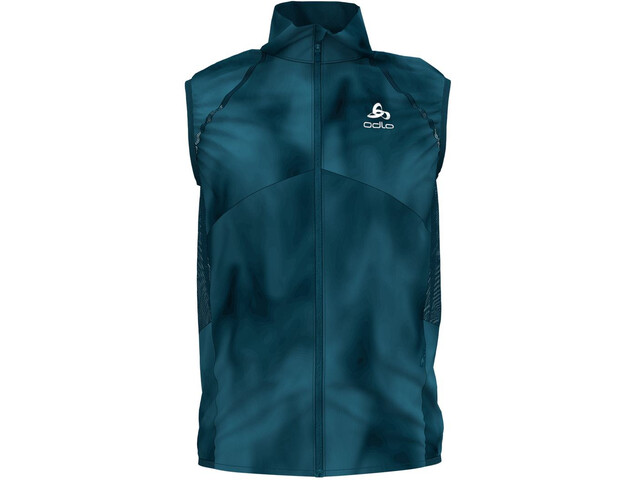 Odlo Omnius Light Vest Men blue coral